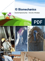 P3 - Ergo - Biomechanics