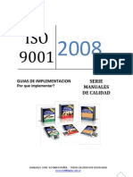 Guias de Implementacion ISO 9000