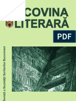 Revista Bucovina Literara Nr 11 - 12