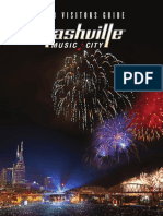 Nashville Visitors Guide 2013