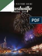 Nashville Visitors Guide 2013
