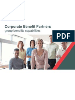 corporate benefit partners capabilities