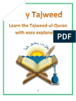 Easy Tajweed