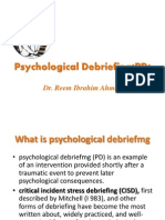 Psychological Debriefing.pptx