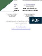 Journey of Mind into God