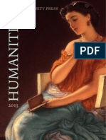 Yale University Press Humanities 2013 Catalog