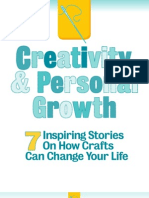 Creativity & Personal Growth