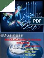 Information Technology Ppt's
