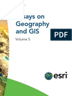 Essays on Geography and GIS Volume 5