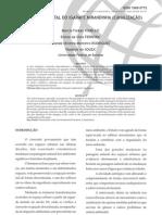 Situação ambiental do igarapé Mirandinha (canalização)