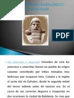 Primer Imperio Babilonico