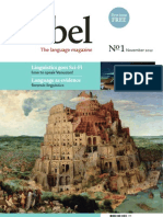 Babel The Language Magazine