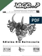 Revista Literaria ¿al vacío...?