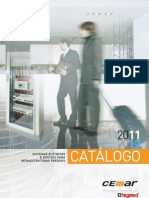 Catálogo CEMAR 2011-2012 - Sistemas Elétricos e Digitais para infraestruturas Prediais
