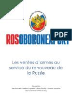 Etude Rosoboronexport