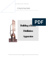 Buidling a Home Distillation Apparatus - A Step by Step Guide