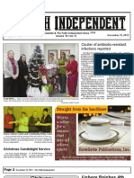 Faith Independent, December 19, 2012