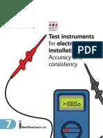 InstallationTesting Guide