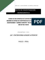 Monografia- Diplomado en Gestion