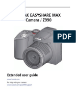 Kodak Z990 Extender User Guide
