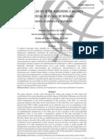 Contribuição do setor madeireiro à balança comercial do estado de Roraima