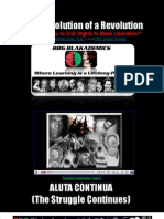 The Evolution of a Revolution From Jim Crow to Civil Rights to Black Liberation