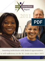 Employment Connection 2011 Annual Report