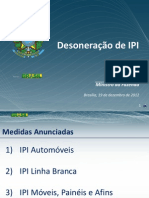 IPI Automóveis Linha Branca Moveis 19_12_2012 - Versão Imprensa Final