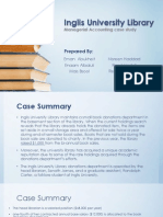 accounting case study