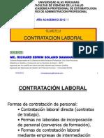 Clase 14 Contratacion Laboral