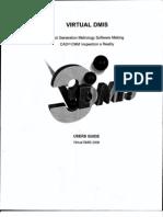 Virtual DMIS Users Guide -01