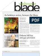 Washingtonblade.com - Volume 43, Issue 51 - December 21, 2012
