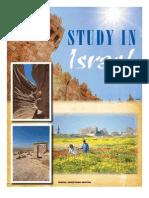 JTNews Study in Israel