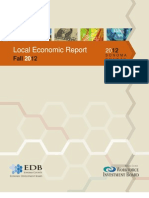 Sonoma County Economic Development Report
