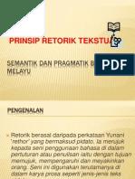 Semantik Dan Pragmatik Bahasa Melayu