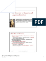 31 - Augusts and Augustan Literature[1]