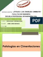 Patologias en Cimentaciones