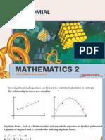 Materi Polynomial