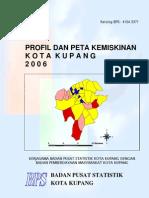 ProfildanPetaKemiskinan-kotakupang2000