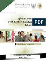 Laporan Lokakarya DTPS KIBBLA 2011