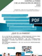 Diapositiva c La Pared 4