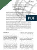 Cidade, território e rede na modernização agrária do Brasil e a abordagem sobre Mato Grosso