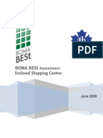 eRep-BOMA BESt Assessment – Enclosed Shopping Centres