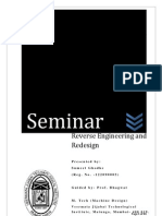Reverse Engineering and Reengineering