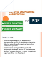 Reverse Engineering and Reengineering