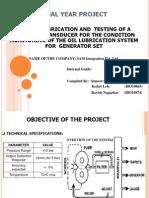 Pressure Transducer Design
