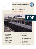 Cooling tower catalogue