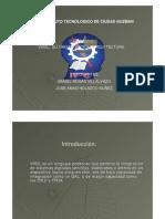 Diseño VHDL (Organizacion Y Arquitectura)