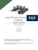 Best Practice Perancangan Fasilitas Data Center