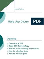 ESP Training Docs With GUI Info